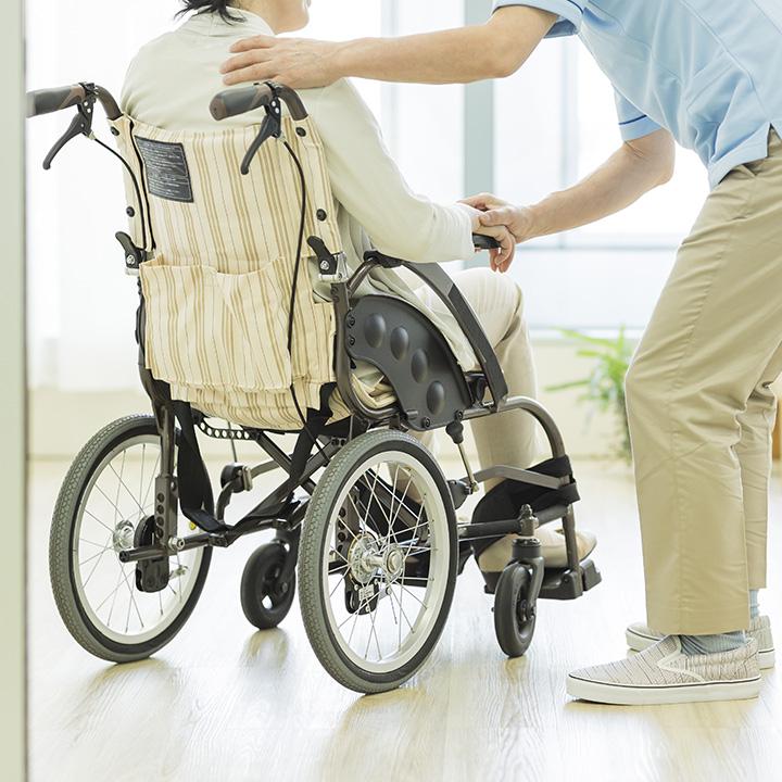 利用者の身体に直接触れて行う介護サービス